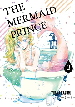 THE MERMAID PRINCE Vol. 3