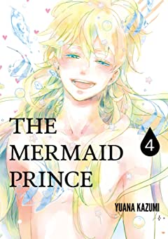 THE MERMAID PRINCE Vol. 4
