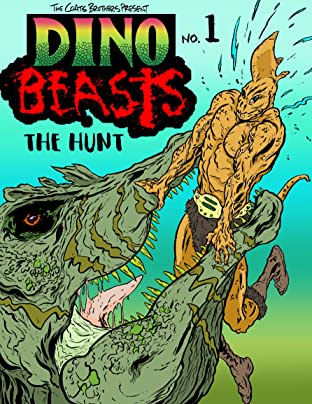 Dino Beasts Tome 1: The Hunt