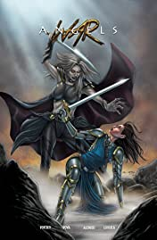 War Angels Graphic Novel Vol. 1: War Angels Graphic Novel