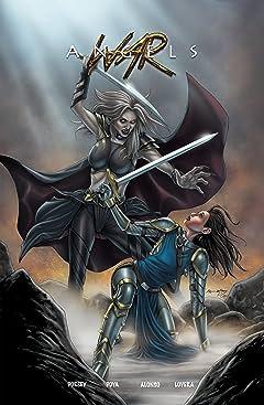 War Angels Graphic Novel Vol. 1: War Angels Graphic Novel