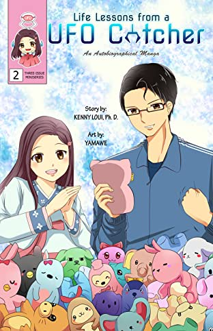 Life Lessons from a UFO Catcher: An Autobiographical Manga #2