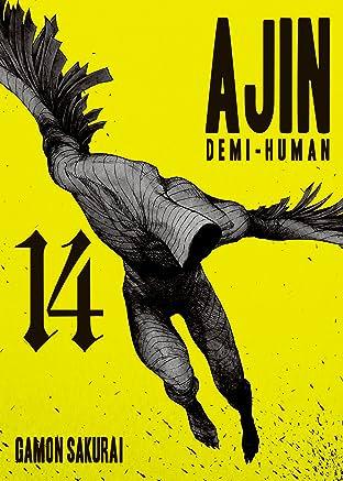 Ajin: Demi-Human Tome 14
