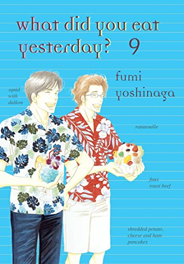 What Did You Eat Yesterday? Vol. 9