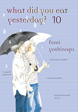 What Did You Eat Yesterday? Vol. 10