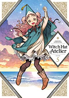 Witch Hat Atelier Vol. 5