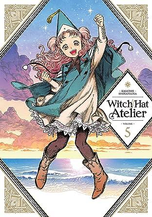 Witch Hat Atelier Vol. 5