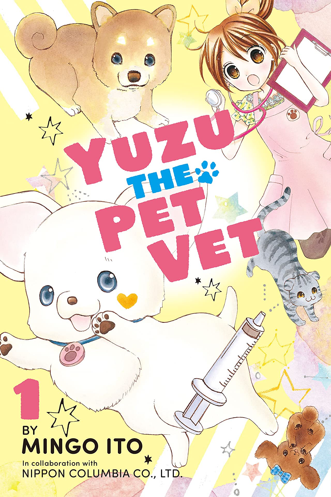 Yuzu the Pet Vet Tome 1
