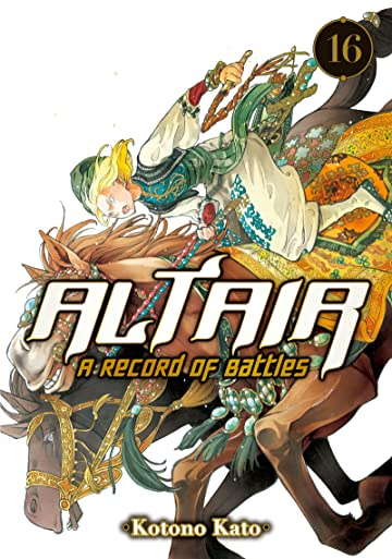 Altair: A Record of Battles Vol. 16