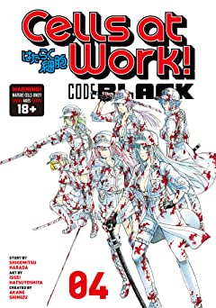 Cells at Work! CODE BLACK Tome 4