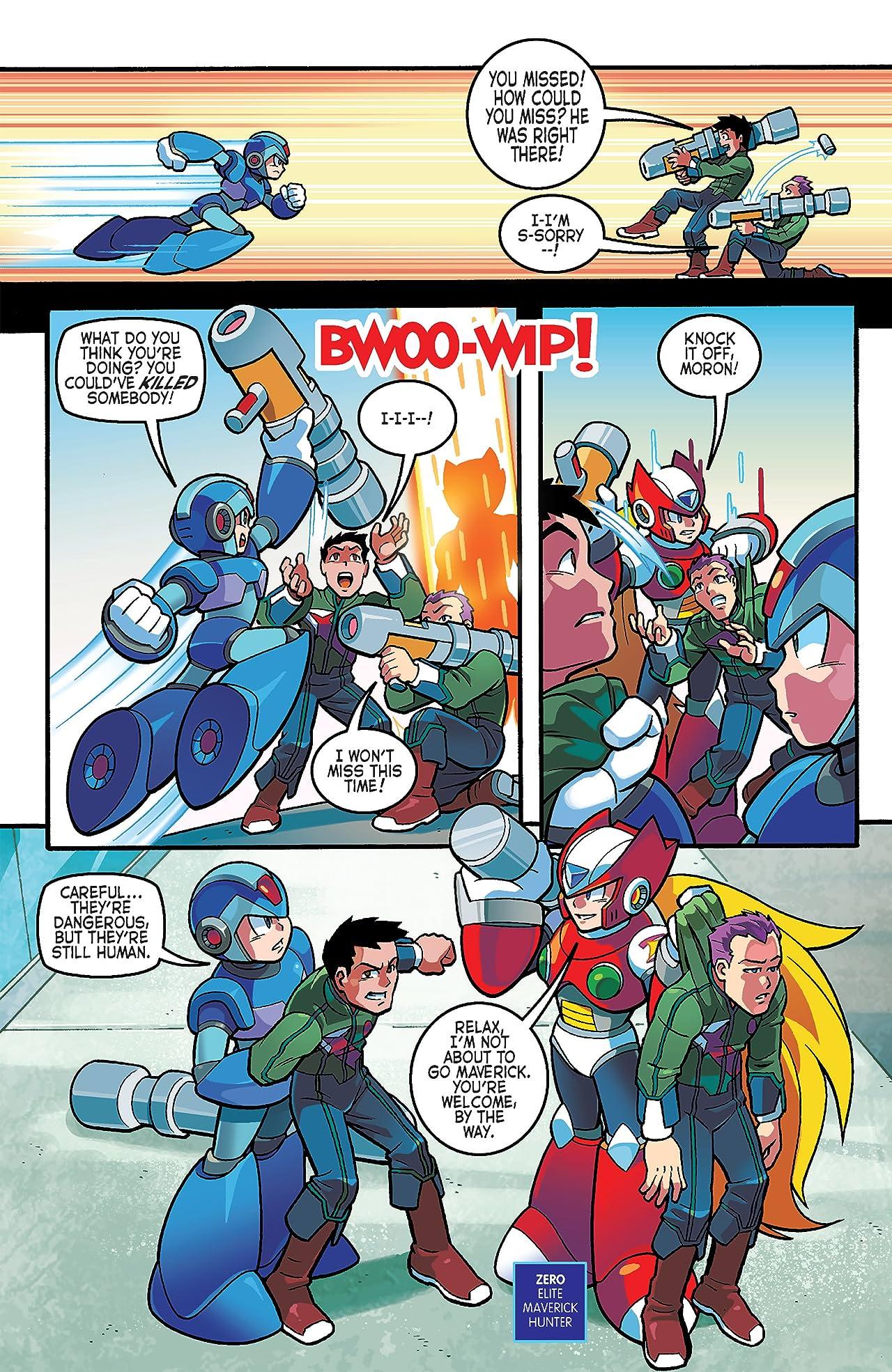 Mega Man #37