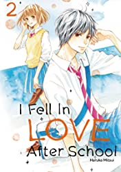 I Fell in Love After School Vol. 2