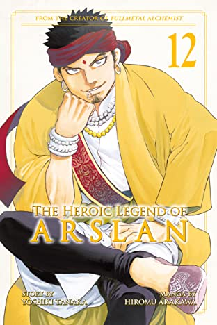 The Heroic Legend of Arslan Tome 12