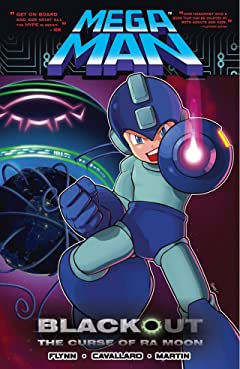 Mega Man Vol. 7: Blackout - The Curse of Ra Moon