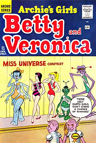 Archie's Girls Betty & Veronica #73