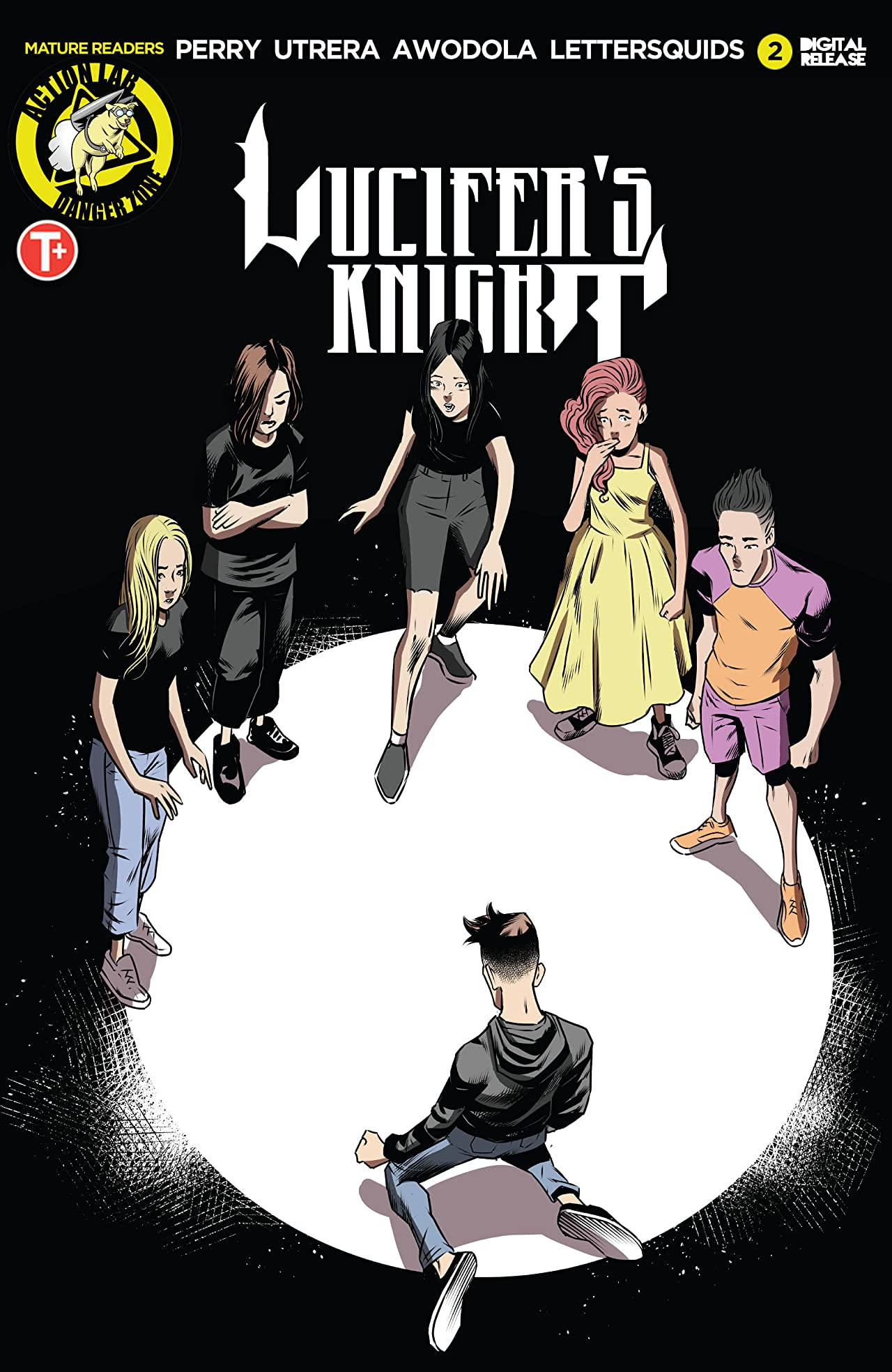 Lucifer's Knight #2