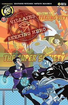 Villains Seeking Hero No.2