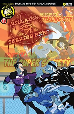 Villains Seeking Hero #2