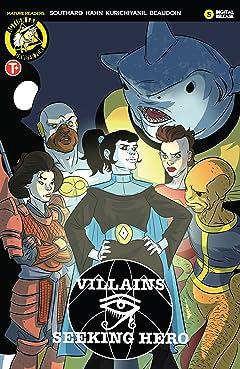 Villains Seeking Hero No.5