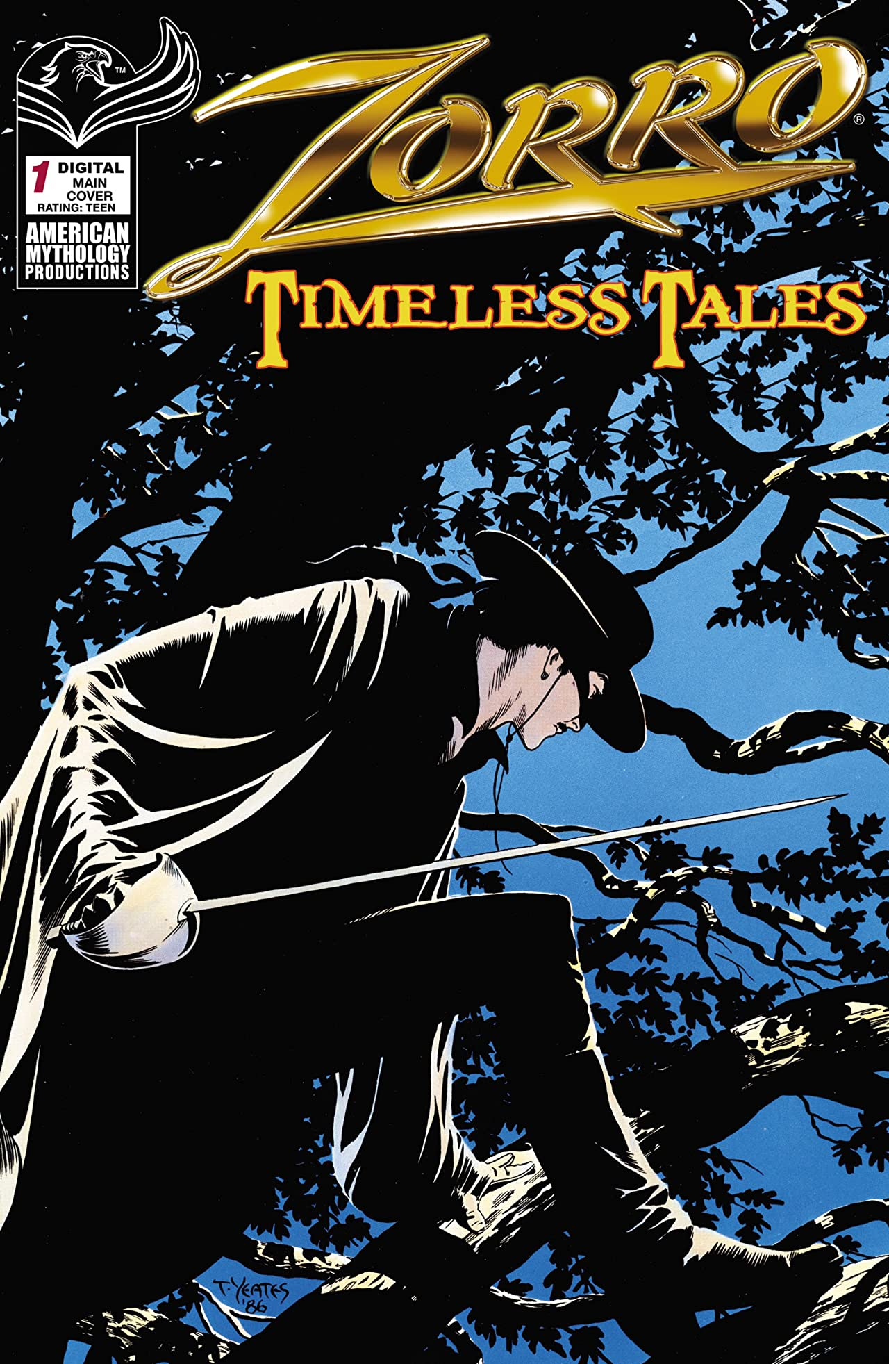 Zorro Timeless Tales No.1