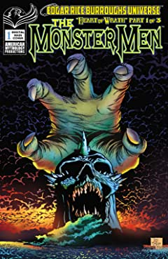 Monster Men Heart of Wrath #1