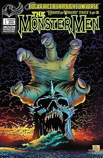 Monster Men Heart of Wrath No.1