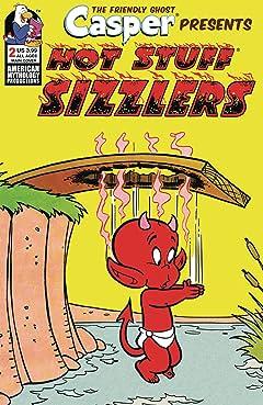 Casper Presents Hot Stuff Sizzlers #2