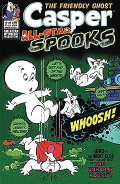 Caspers All-Star Spooks #1