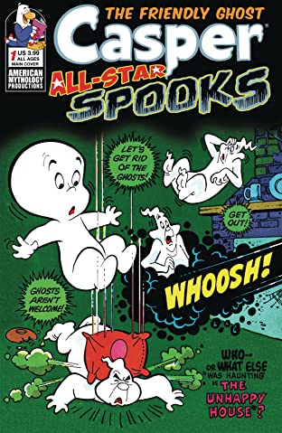 Caspers All-Star Spooks No.1