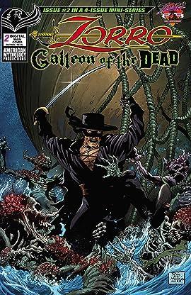 Zorro #2: Galleon of the Dead