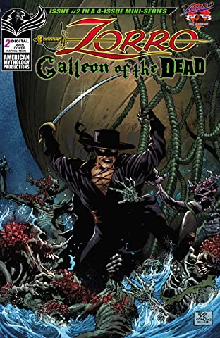 Zorro #2: Galleon of the Dead