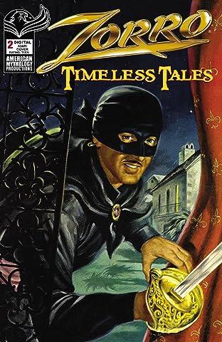 Zorro Timeless Tales #2