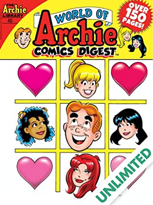 World of Archie Comics Digest #40