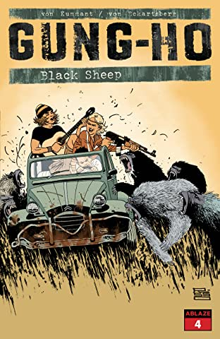Gung-Ho No.4: Black Sheep