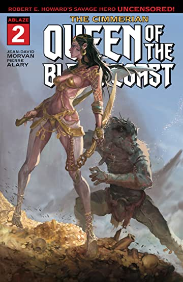 The Cimmerian #2: Queen of the Black Coast