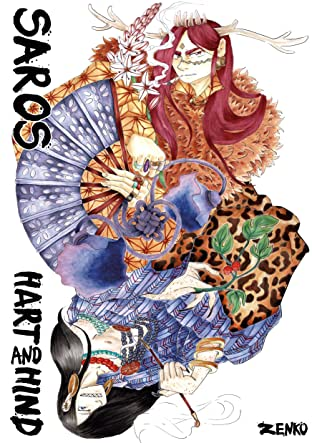 Saros Tome 2: Hart and Hind