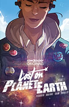 Lost On Planet Earth (comiXology Originals) No.1 (sur 5)