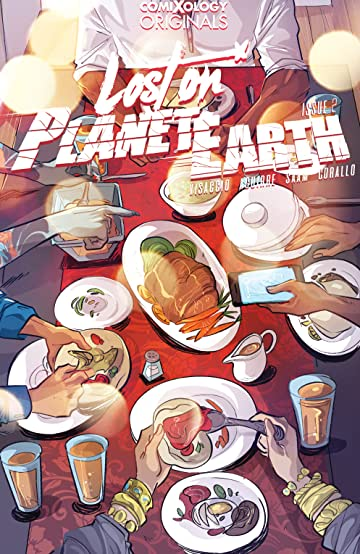 Lost On Planet Earth (comiXology Originals) #2 (of 5)