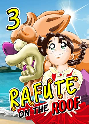 Rafute on the Roof #3