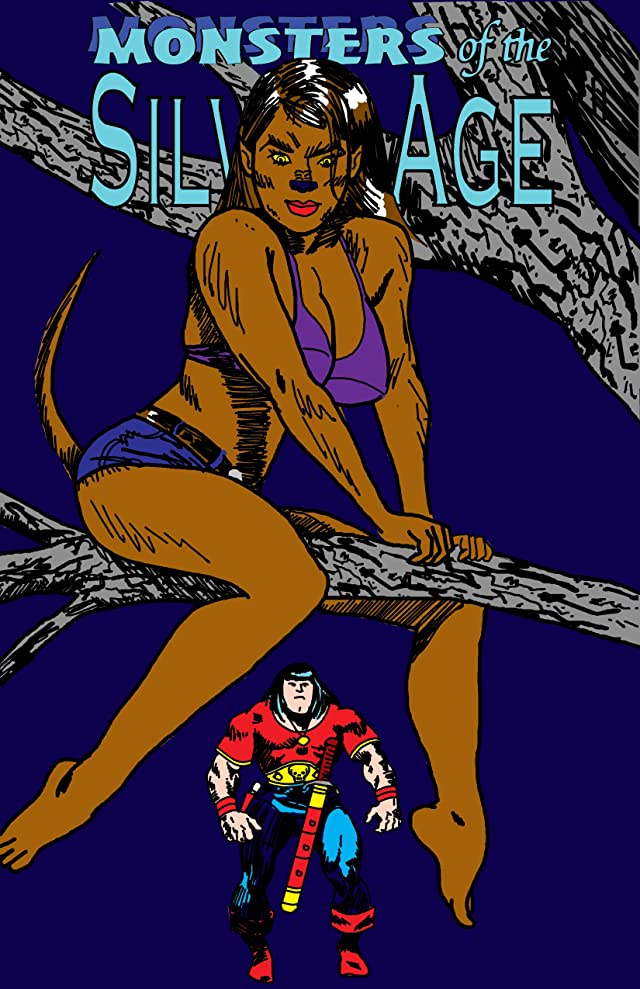 Monsters Of The Silver Age #3