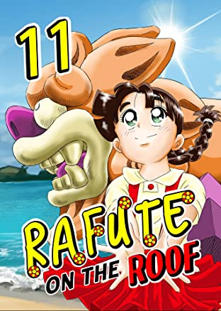 Rafute on the Roof #11