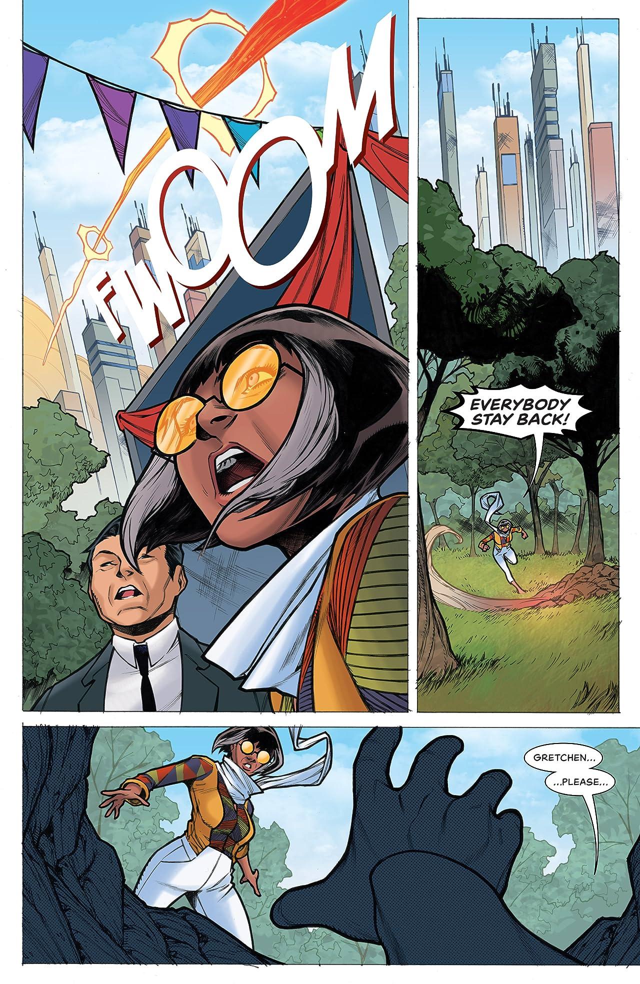 Doctor Tomorrow (2020) #4