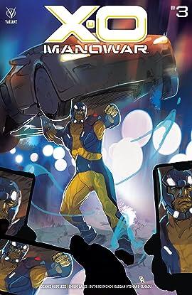 X-O Manowar (2020) #3