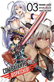 Combatants Will Be Dispatched! (manga) Vol. 3