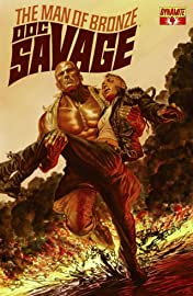 Doc Savage #4: Digital Exclusive Edition