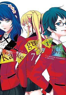 Kakegurui Twin Vol. 7