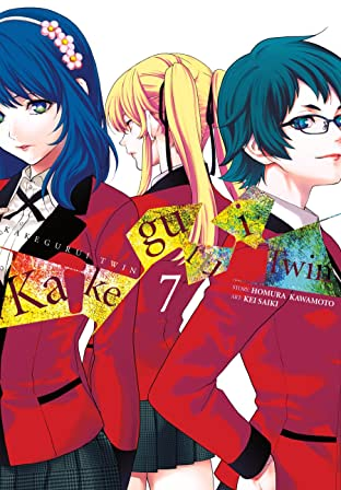 Kakegurui Twin Vol. 7