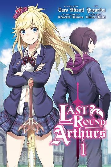 Last Round Arthurs Tome 1