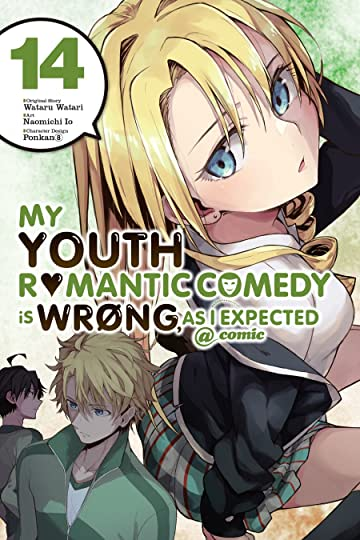 My Youth Romantic Comedy Is Wrong, As I Expected @ comic (manga) Vol. 14