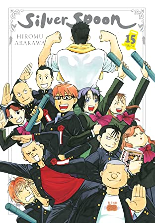 Silver Spoon Vol. 15